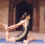 Random image: yoga