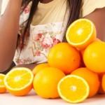 Random image: oranges